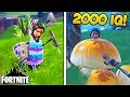 2000 IQ HIDING SPOTS! - Fortnite Funny Fails and WTF Moments! #137 (Daily Moments)