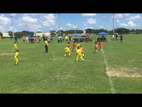 Athletic Club Miami U8 at Adidas South Florida Super Cup 2016
