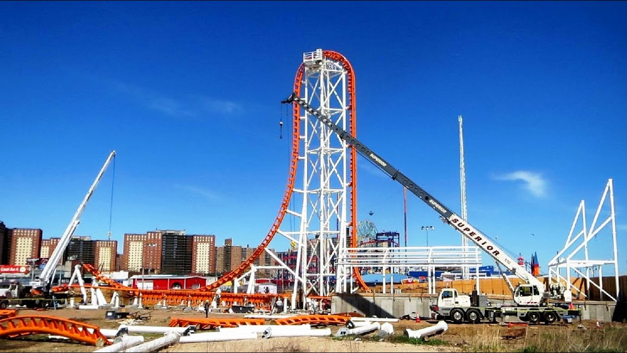 Luna Park And Coney Island