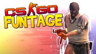 CS:GO FUNTAGE! - THE SP00N SHOW, Nogla's Revenge & 10,000+ P90 Kills!