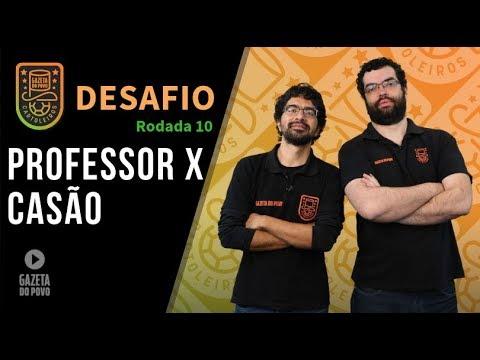 DICAS DA 10ª RODADA | CARTOLA FC 2019: PROFESSOR x CASÃO
