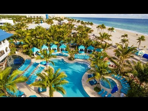 Top10 Recommended Hotels in Hollywood, Florida, USA