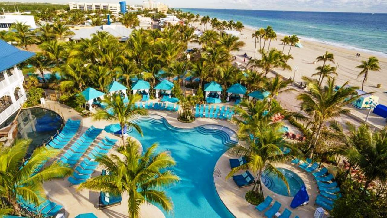 Hollywood Beach Marriott  North Ocean Drive Hollywood Florida