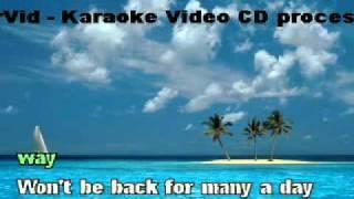 Jamaica Farewell - Karaoke.flv