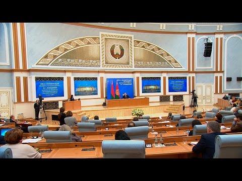 Лукашенко о Трампе: