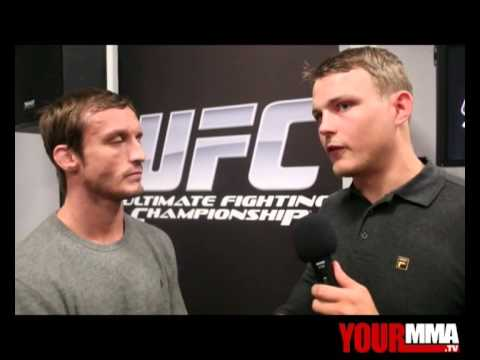 Brad Pickett interview ahead of UFC On Fuel 5 in Nottingham