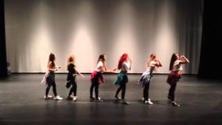 Attitude dance crew - Sommerfeber