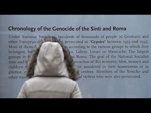 Italy Prepares to Round Up Sinti and Roma