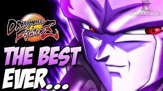 THE MOST AMAZING MOMENT YOU WILL EVER SEE IN DBFZ! - Dragon Ball FighterZ Hit Gameplay
