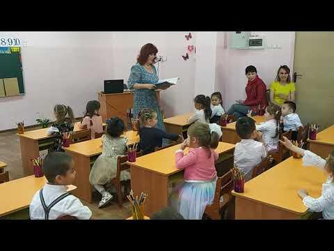 """1 часть Открытый урок по грамматике детский сад """"Happy Land"""" младшая группа 3-4 года. Часть 1"""