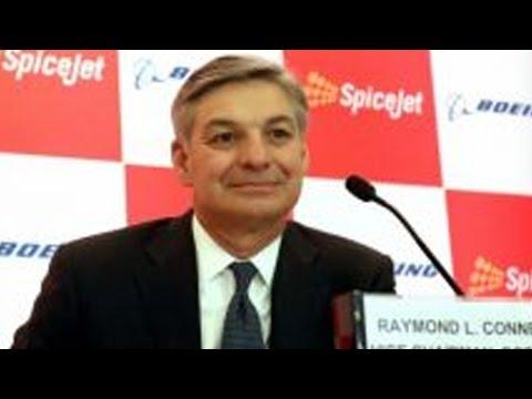 Spicejet-Boeing Deal Sealed