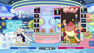 Puyo Puyo Tetris: Giant Bomb Quick Look (Video Game Video Review)