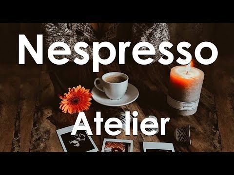 Going To The Nespresso Atelier And Visiting A Movie Studio
