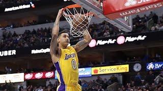 LA Lakers VS Dallas Mavericks OverTime Highlights (January 13 2018)