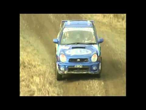 Border Counties Rally 2005