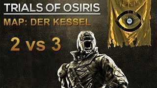 Destiny: Trials of Osiris 2 Vs 3 ? Also gut!