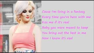 Nothing Feels like you - Little Mix (Lyrics+Pictures)