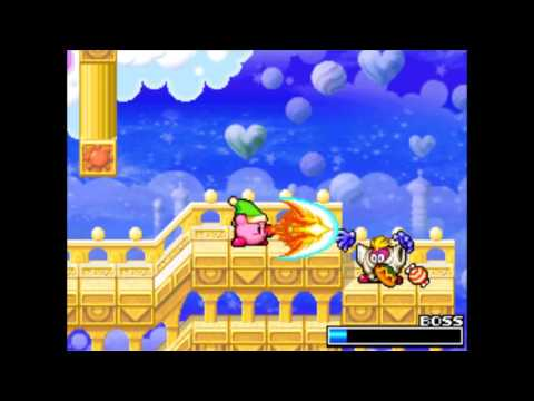 Demo - Kirby Super Star Extra: Spring Breeze [Kirby Rom Hack]