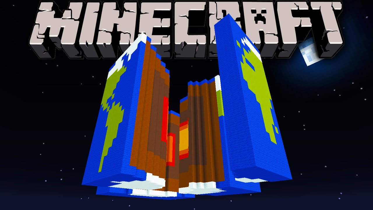 Minecraft 181 Adventure Map Crack in the World Exciting – Map World Minecraft