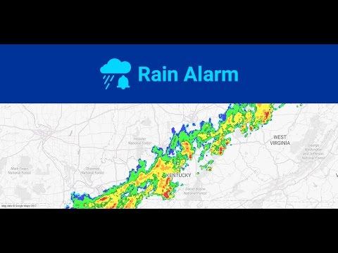 ¿Se viene la lluvia? Las mejores aplicaciones que te lo dirán
