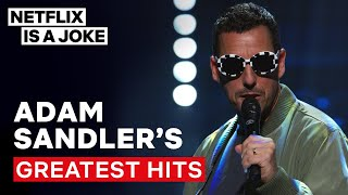 Hilarious Adam Sandler Songs About Fatherhood | Netflix Is A Joke