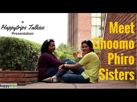 Happytrips Talkies: Meet Ghoomo Phiro Sisters