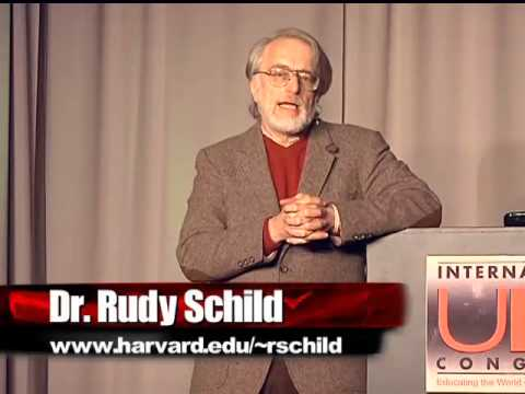 Dr. Rudy Schild Presents Black Holes, Wormholes & Dark Energy
