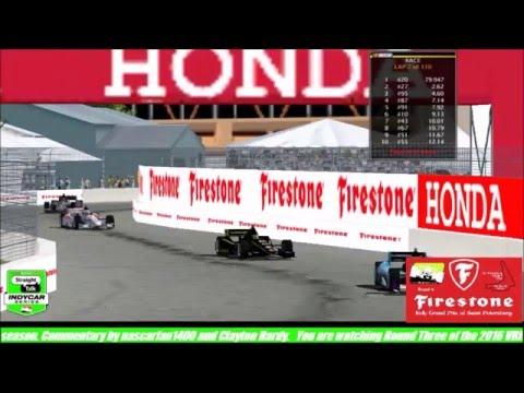 2016 Firestone Indy Grand Prix of St. Petersburg