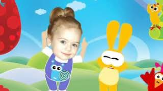 Lets Dance - Music Video for kids - BabyTv - Children Educational