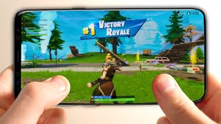 I installed Fortnite in Realme X & Redmi K20 (Android) | See What Happened