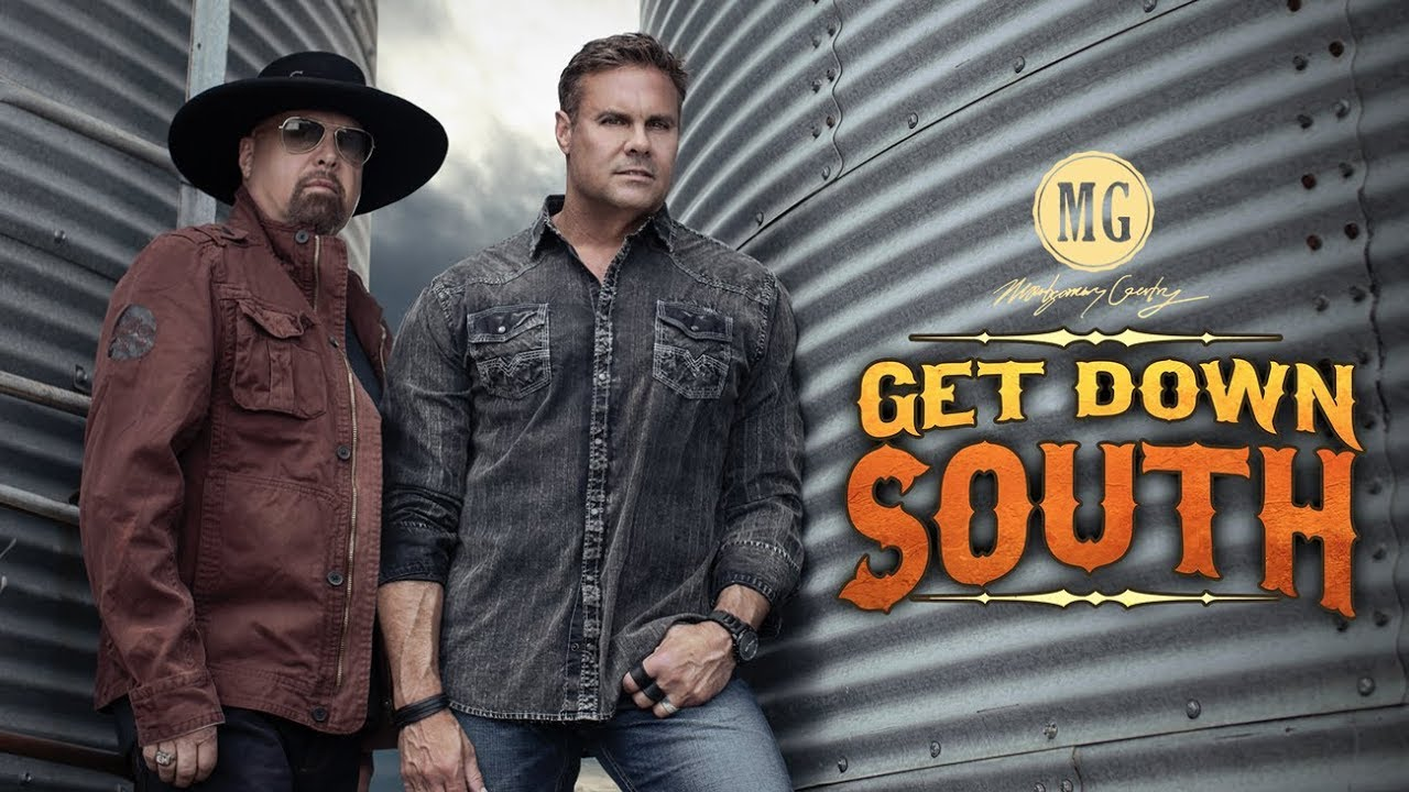 Montgomery Gentry - Get Down South