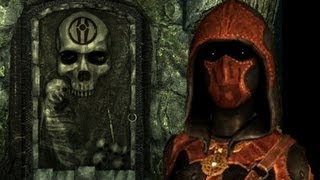 How to Join the Dark Brotherhood in Skyrim - [HD]