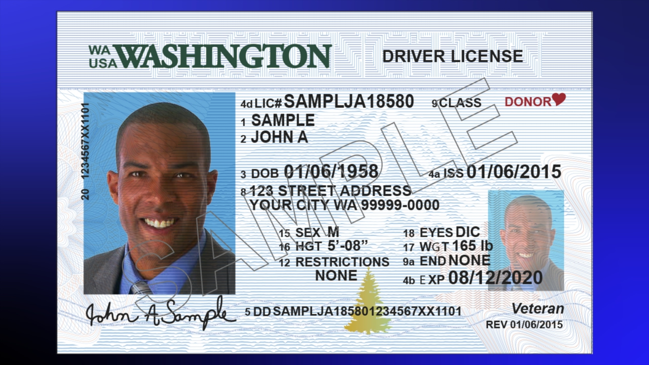 New Wa Driver License And Identification Cards Youtube