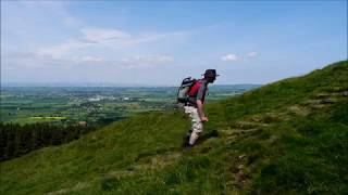 The Cleveland Hills, a North Yorks Moors Walk