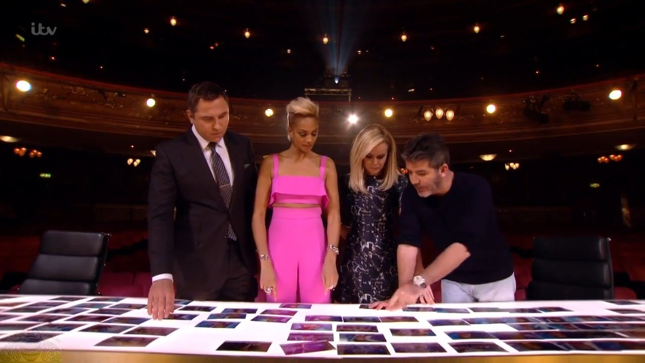 Britain S Got Talent 2016 S10e07 The Judging Begins Full Deliberations Youtube