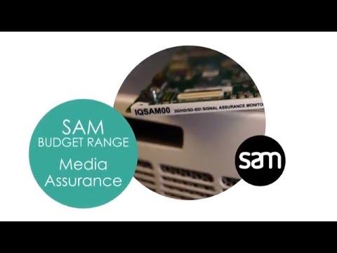 SAM's Budget Range - Media Assurance