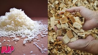Your Parmesan Cheese Could Actually Be Wood Pulp