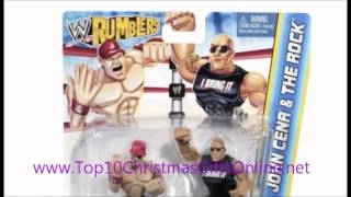 wwe rumblers wrestling action figures review