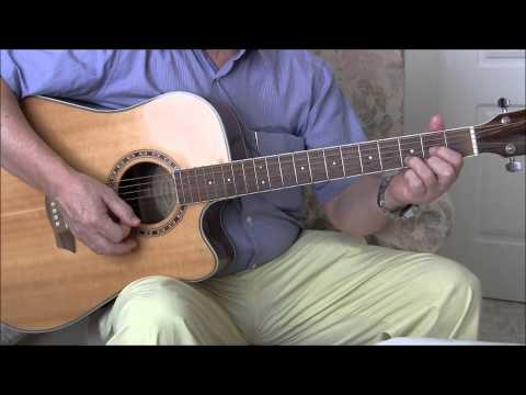 How deep is your love (Bee Gees) - Easy Guitar / Guitarra fácil - Alfonso Baeza
