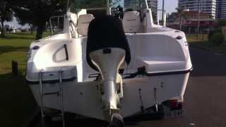 Seaswirl 2101WA Walkaround boat for sale Australia
