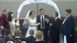 Свадьба. Рукоположение, поздравления19.09.15