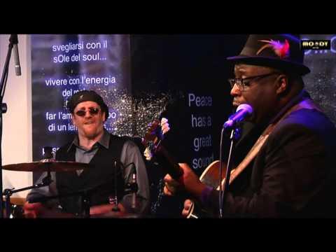"Ronny Jordan Trio @ Moody Jazz Cafè ""Blues Grinder"" - 05/02/2012"