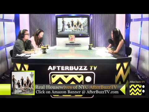 """Real Housewives of NYC After Show Season 5Episode 6 """" I'm UK, You're UK """" 