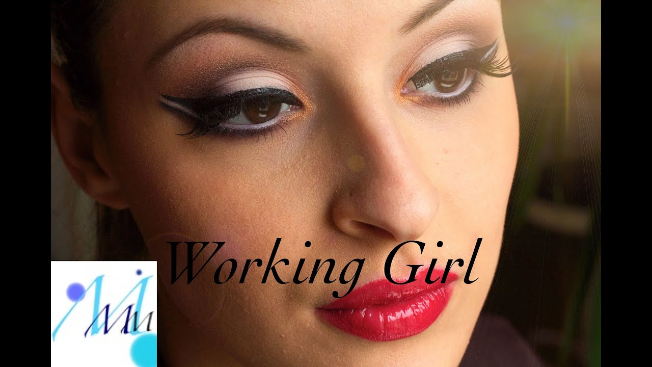 Maquillage naturel  Working Girl