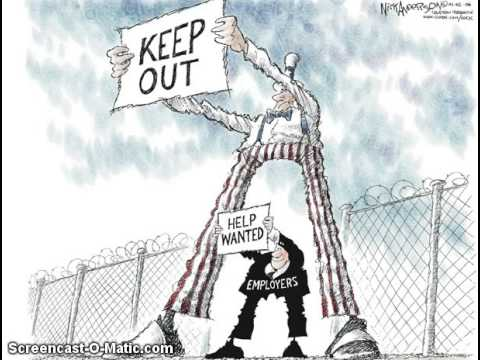 Image result for help wanted immigrants