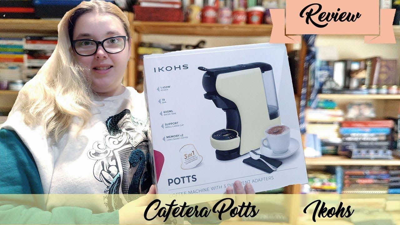 Review: Cafetera Potts ~ Ikohs Lectora de 1994Lectora de