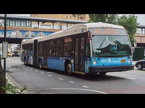 The Bronx, Brooklyn, & Manhattan: Buses in NYC