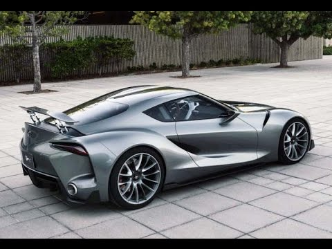 2018 Toyota Supra Review Official Youtube