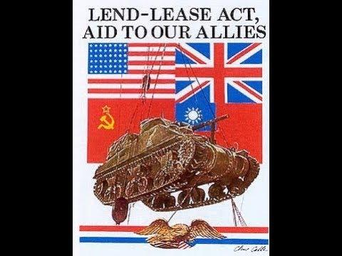 Neutrality & Lend-Lease