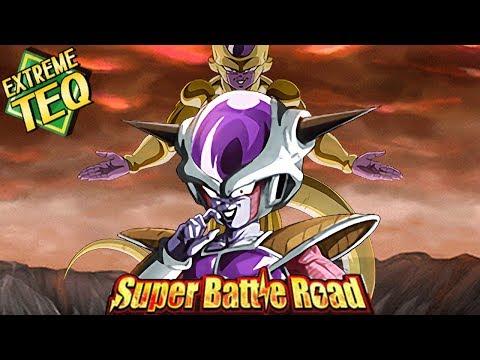 FREEZER TEQ In ROAD EXTREME TEQ! EASY! Dragon Ball Z Dokkan Battle ITA